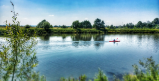 Kayaking and Bike Tour in Nowa Huta (Kraków)