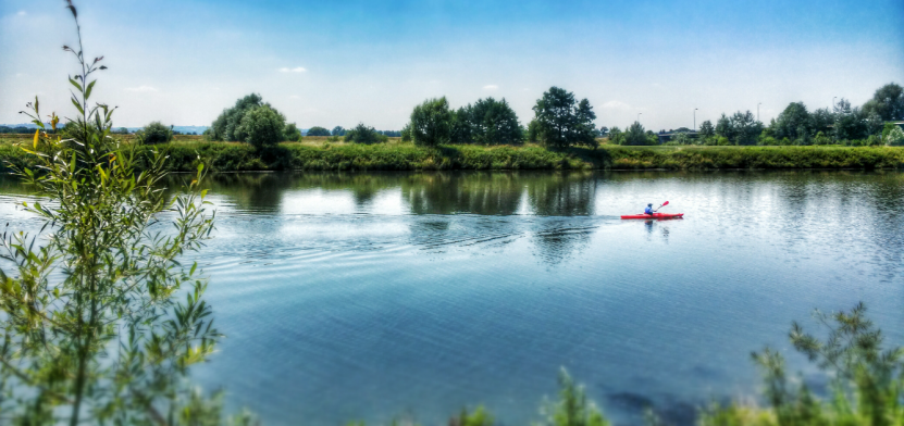 Kayaking and Bike Tour in Nowa Huta (Kraków)