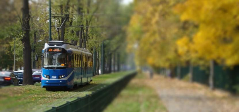 50 lat zajezdni tramwajowej w Nowej Hucie