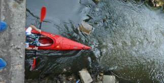 Nowohucki Spływ Kajakowy