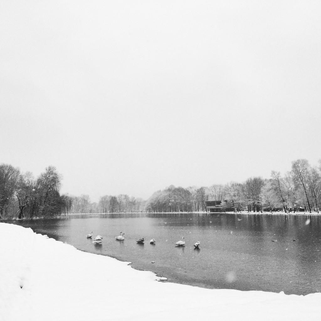Zalew Nowohucki fot. Marcin Pawlik