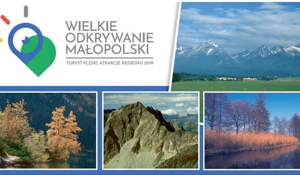 Wielkie Odkrywanie Małpolski 2019
