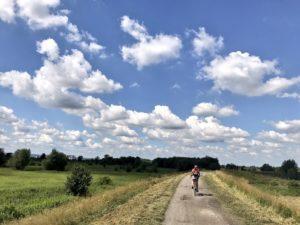 Wycieczka Kajakowo-Rowerowa Nowa Huta - Niepołomice