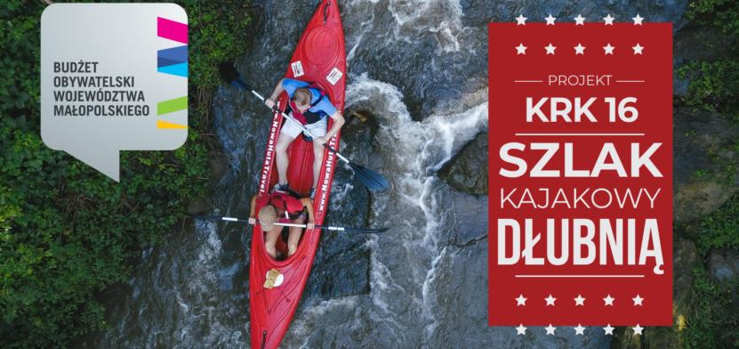 Szlak Kajakowy Dłubnia Nowa Huta